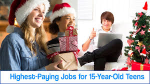 Best Paying Jobs For Teens Best Jobs Available For 14 Year Old Teens