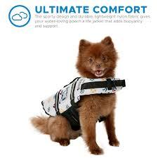 Paws Aboard Dog Life Jacket Nautical
