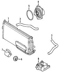 parts com® dodge intrepid cooling system oem parts 2002 dodge intrepid se v6 2 7 liter gas cooling system