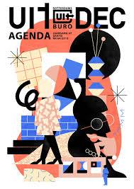 Uit Agenda Cover Roel Van Eekelen