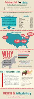 Veterinarian Technician Salary A Visual Representation Of Veterinary Technician Salary