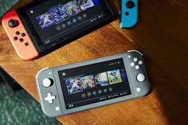 nintendo switch lite console review