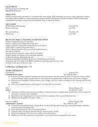 Sample Resume Medical Office Skills Checklist New Elegant Medical ...