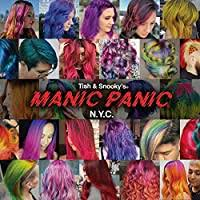 Manic Panic Hair Color Chart Manic Panic Cotton Candy Pink Hair Dye Color