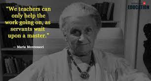 Maria Montessori Quotes Cool Remembering Maria Montessori On Her 48th Birth Anniversary 48