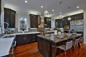 contemporary kitchens with dark cabinets. Dark Floors Contemporary Kitchens With Cabinets
