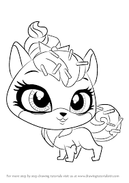 Bildresultat För Littlest Pet Shop Coloring Pages Pet Shops