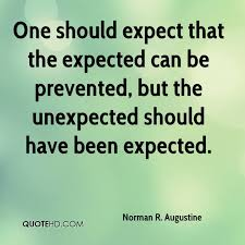 Unexpected Quotes Gorgeous Norman R Augustine Quotes QuoteHD