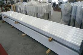 signal white corrugated aluminum sheet with length pvc roof panels clear plastic panel home depot