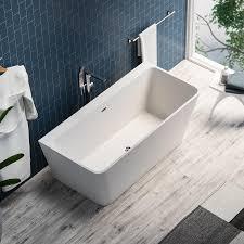 67 pompano freestanding bathtub