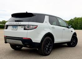 land rover discovery 2016 white. land rover discovery sport proves less than royal 2016 white d