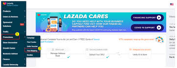 Guidelines for <b>Promotion</b> Tools (<b>Free Shipping</b>) | Lazada Seller Center