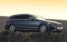 Mercedes C-class Estate review: smarter than an Audi A4 Avant?