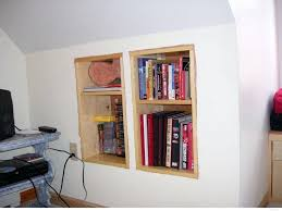 in wall units astonishing bookshelves alluring built plans