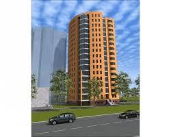 Купить дипломный Проект № этажный жилой дом в г Перми  Проект №2 112 16 этажный жилой дом в г Перми