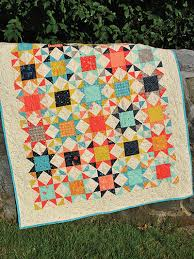 Quilt Patterns Enchanting Desert Star Quilt Pattern