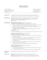 Sales Associate Resume Objective Noxdefense Com