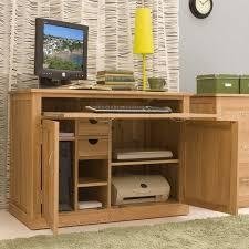 space saving office furniture. mobel oak hidden home office space saving furniture