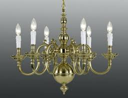 brass chandelier vintage made in spain antique canopy
