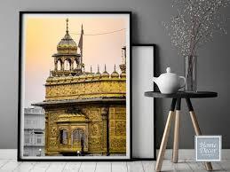 amritsar india golden temple sikh wall