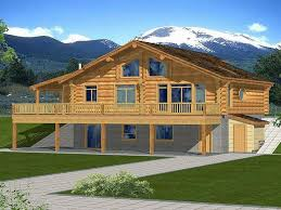 mountain home plans with walkout basement elegant log house plans fresh mountain homes plans ranch floor