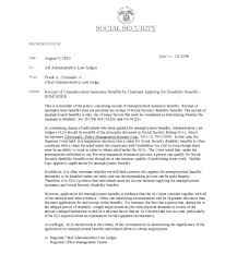 Disability Appeal Letters Social Security Disability Appeal Letter Sample Search And Download
