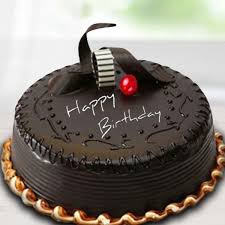 Buy Send Delicious Birthday Cake Half Kg Online Way2flowers