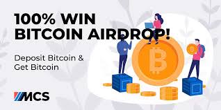 Some holder drops will drop tokens automatically into the wallets of users who own a specific coin. Mcs Usd 1 200 Worth Bitcoin Airdrop Event 100 Win Rate Mcs Official Blog Cryptocurrency Insight And News