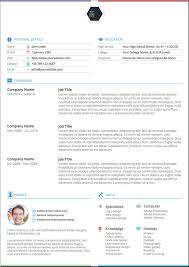 Professional Resume Template Download Resume Cv Best Free Resume