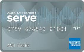 Advance America Rate Chart Reloadable Prepaid Debit Cards American Express Serve