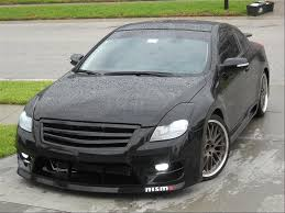 Stillen Altima   Auto-Crazed: Nissan/ Infiniti/ Datsun   Pinterest ...