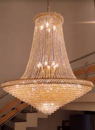 1000 mm big size crystal chandelier