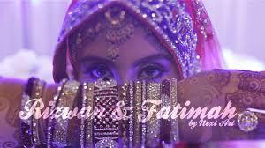 indian muslim wedding kuala lumpur msia rizwan fatimah by next art