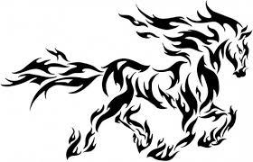 Fotka Motiv Tetování Kůň Uživatelky Armedias Na Najdemesecz