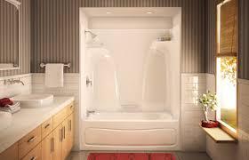 One Piece Tub Shower Enclosure