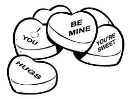 Small Picture Valentines Day Candy Coloring Pages inc incnet
