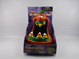 animated halloween candy bowl. Delighful Halloween Animated BIG MOUTH Candy Bowl Halloween Talking 2002 Gemmy 2JPG And Bowl