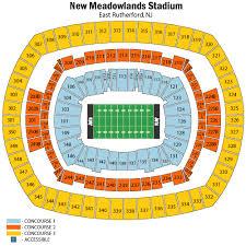 New York Giants Stadium Seating Chart 3d Sf Giants Seating Chart 3d Nfl Stadium Seating Charts