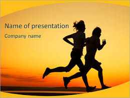 Fitness Powerpoint Templates Backgrounds Google Slides Themes