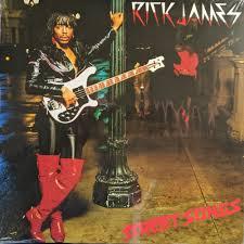 <b>Rick James</b> - <b>Street</b> Songs - Plug Seven Records