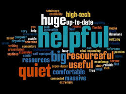five words to describe you we ve wordled have you digital images in the library classroom