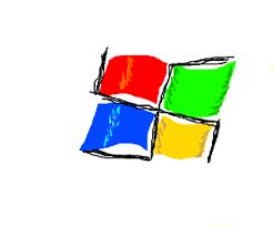 Windows Symbol Hides A Swastika Drawing By Figurkaciastko Drawception