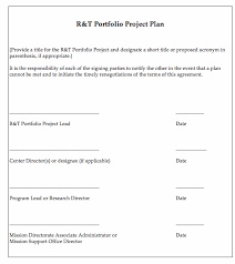 It Project Plan Template Impressive NPR 44848 AppendixI