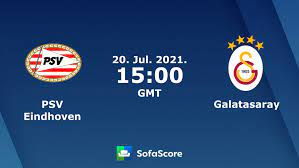 PSV Eindhoven vs Galatasaray live score, H2H and lineups