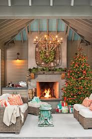 Outdoor Christmas Decorating 100 Fresh Christmas Decorating Ideas Southern Living