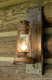 home rustic exterior lights43