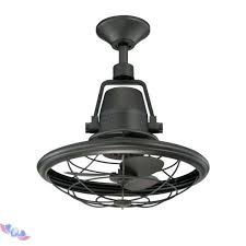 outdoor oscillating ceiling fan bay ii natural iron regarding home decorators collection small