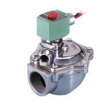 solenoid valves asco redhat general service miniature asco dust collector valves