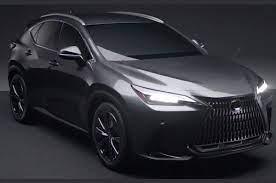 "Autocar على تويتر: ""2022 Lexus NX leak previews design overhaul, new  interior https://t.co/U1QUADEJ1T… """