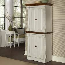 image of freestanding pantry cabinets